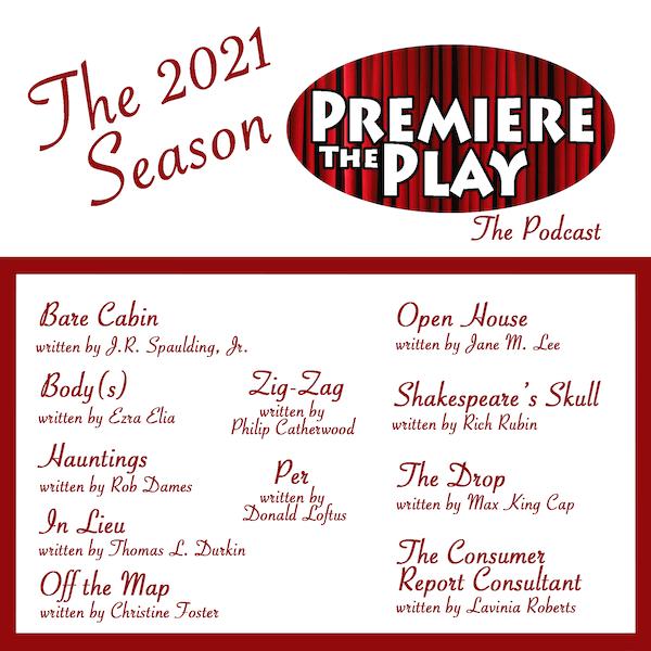 2021 Season announcement copy