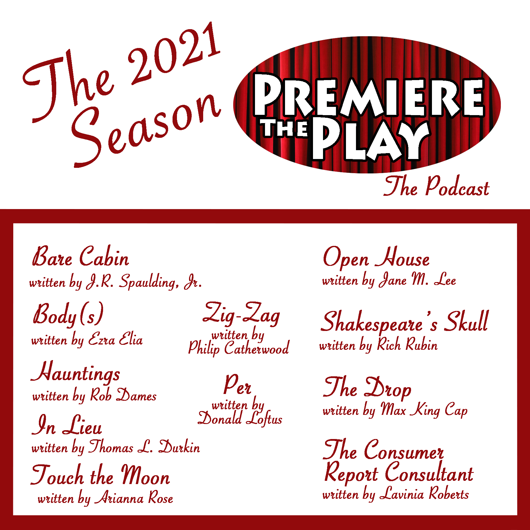 Premiere the Play Season 1
